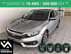 Honda Civic EX **CAMÉRA DE RECUL** 2016