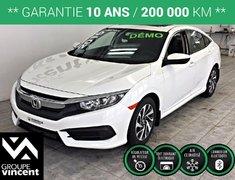 Honda Civic EX**TOIT OUVRANT** 2016