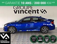 Honda Civic Si - NAVIGATION **GARANTIE 10 ANS** 2017