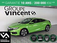 Honda Civic EX-T COUPÉ **GARANTIE 10 ANS** 2017