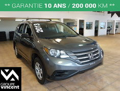Honda CR-V LX**AWD** 2013