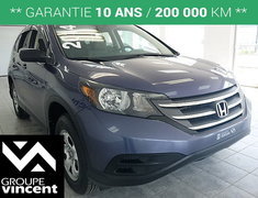 Honda CR-V LX **CLIMATISATION | BLUETOOTH** 2014