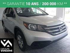 Honda CR-V LX **BLUETOOTH | CLIMATISATION** 2014