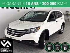 Honda CR-V LX **AWD/ GR ÉLECTRIQUE** 2014