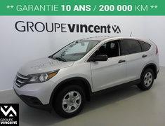 Honda CR-V LX**GARANTIE 10 ANS** 2014
