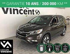 Honda CR-V TOURING***AWD/CUIR/TOIT/GPS*** 2015
