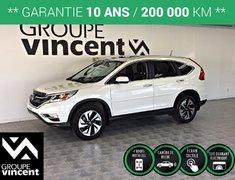 Honda CR-V Touring AWD **GARANTIE 10 ANS** 2015
