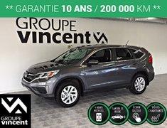 Honda CR-V SE **GARANTIE 10 ANS** 2015