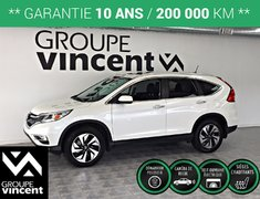 Honda CR-V Touring **GARANTIE 10 ans** 2015