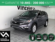 Honda CR-V EX AWD **GARANTIE 10 ANS** 2016