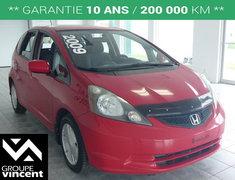 Honda Fit LX **TOUTE ÉQUIPÉE** 2009