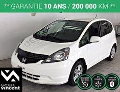 Honda Fit LX **GARANTIE 10 ANS** 2013