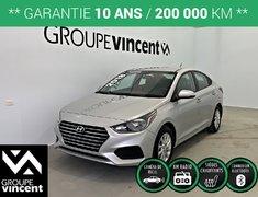 Hyundai Accent GL **GARANTIE 10 ANS** 2018
