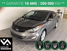 Hyundai Elantra LIMITED **BAS KILOMÉTRAGE** 2013