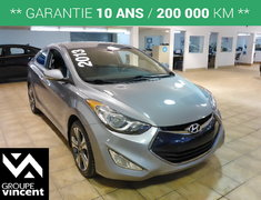 Hyundai Elantra COUPE LIMITED**CUIR/TOIT/MAGS** 2013