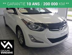 Hyundai Elantra GLS **CAMÉRA DE RECUL** 2014