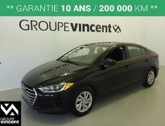 Hyundai Elantra LE **GARANTIE 10 ANS** 2017