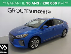 Hyundai IONIQ HYBRID LIMITED CUIR TOIT PANO **GARANTIE 10 ANS** 2017