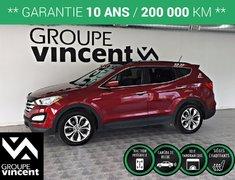 Hyundai Santa Fe SPORT SE 2.0T AWD **GARANTIE 10 ANS** 2014