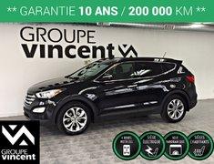 Hyundai Santa Fe Sport LIMITED **GARANTIE 10 ANS** 2015