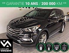 Hyundai Santa Fe Sport LIMITED **DÉMO** 2017