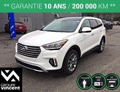 Hyundai Santa Fe XL XL 3.3L **LUXURY AWD** 2017