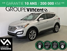 Hyundai Santa Fe SPORT SE 2.0T AWD CUIR TOIT ** GARANTIE 10 ANS ** 2014