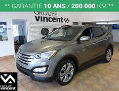 Hyundai Santa Fe SPORT AWD LIMITED**GARANTE 10 ANS** 2016