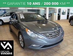 Hyundai Sonata 2.0T-LIMITED**MAGS / TOIT / CUIR** 2011