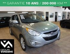 Hyundai Tucson LIMITED**GARANTIE 10 ANS** 2011