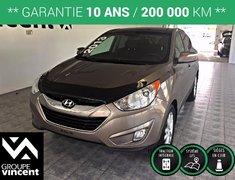 Hyundai Tucson LIMITED **TOIT OUVRANT** 2013