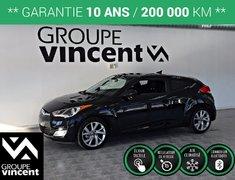 Hyundai Veloster **GARANTIE 10 ANS** 2017