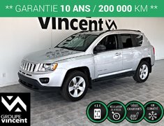 Jeep Compass NORTH 4X4 ** GARANTIE 10 ANS ** 2011