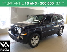 Jeep Patriot NORTH**GARANTIE 10 ANS** 2010