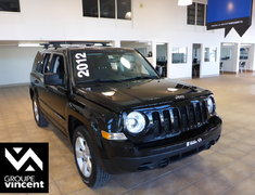 Jeep Patriot SPORT **AWD** 2012