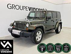Jeep Wrangler Unlimited Sahara 4X4 **GARANTIE 10 ANS** 2008