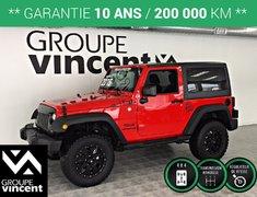Jeep Wrangler Sport-4X4**GARANTIE 10 ANS** 2015