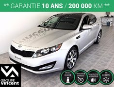 Kia Optima EX **LUXURY** 2011