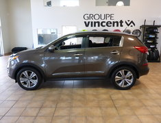 Kia Sportage SX**TURBO-AWD** 2014
