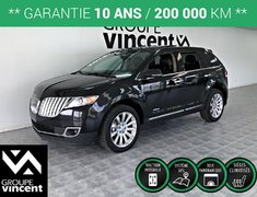 Lincoln MKX LIMITED AWD **GARANTIE 10 ANS** 2013