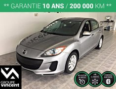 Mazda Mazda3 GS-SKY**SIEGES CHAUFFANTS** 2012