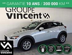 Mazda CX-3 GS-AWD**GARANTIE 10 ANS** 2018