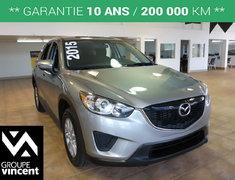 Mazda CX-5 GX**SIÈGES CHAUFFANTS** 2015