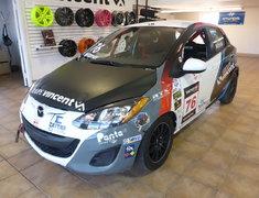 Mazda Mazda2 PRÊT POUR LA TRACK 2011