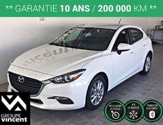 Mazda Mazda3 Sport GX**GARANTIE 10 ANS** 2018