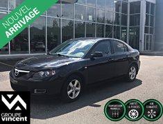 Mazda Mazda3 GX** GARANTIE 10 ANS** 2009