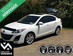 Mazda Mazda3 GT **GARANTIE 10 ANS** 2010
