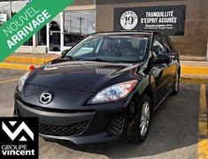Mazda Mazda3 GS-SKY**SIÈGES CHAUFFANTS/ TOIT OUVRANT/ MAGS** 2012