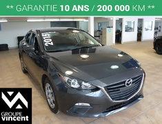 Mazda Mazda3 GX**GARANTIE 10 ANS** 2015