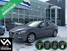 Mazda 3 GX **GARANTIE 10 ANS** 2015